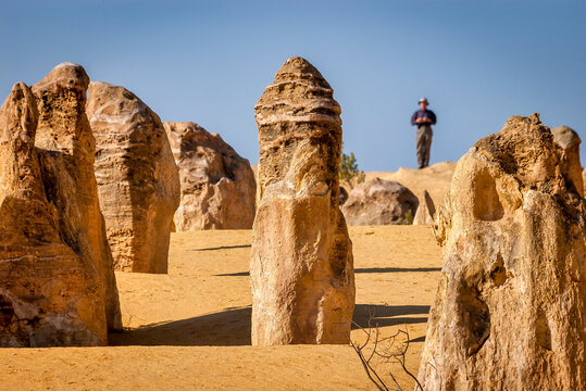 The Pinnacles Desert, Western Australia