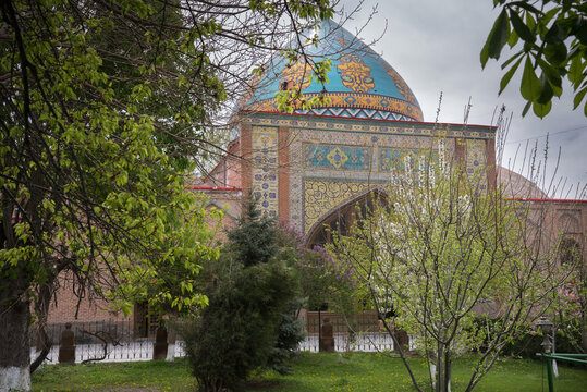 Yerevan Armenia mosque