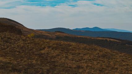 Bieszczadzki krajobraz