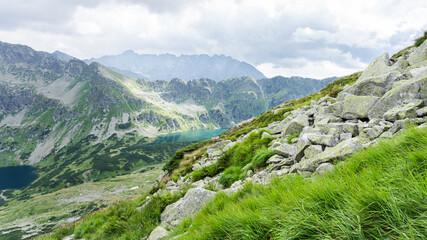 Polskie góry - tatry