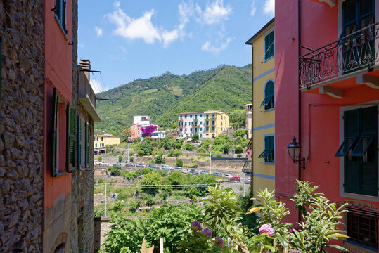 Italien - Cinque Terre - Corniglia