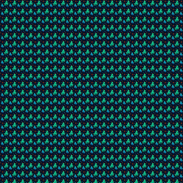 Pine Trees Seamless Pattern for fabric texture or wrapping paper.