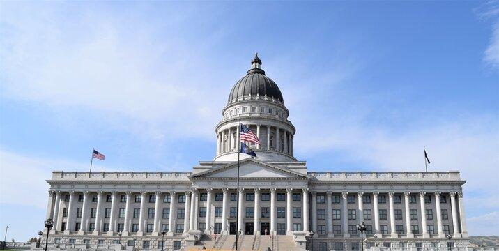 Utah Government State Capitol Main Building