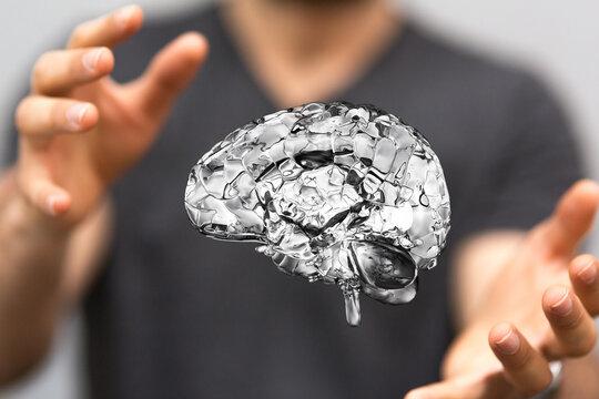 creativity  brain network neurogen digital iq