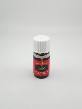 Young living raven essential oil blend in Manila, Philippines
