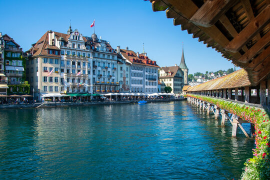 Kapellbrücke Luzern