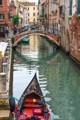 venezia gondola 1