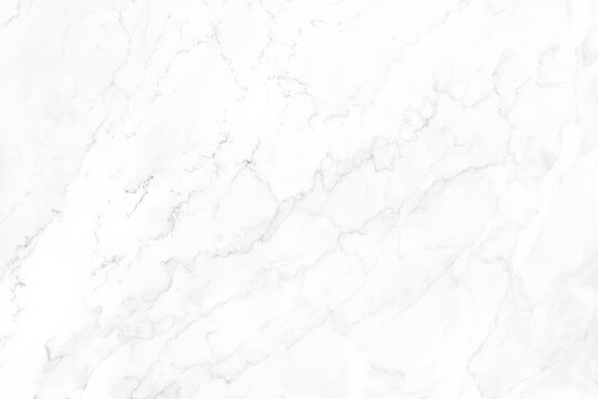 White gray marble texture in veins and curly seamless patterns abstract background