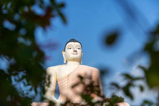 Great Buddha in Kande Vihara Temple, Sri Lanka