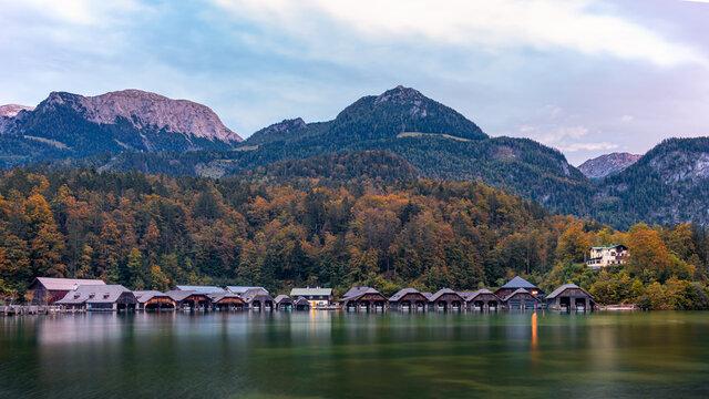 Königssee in Berchtesgaden