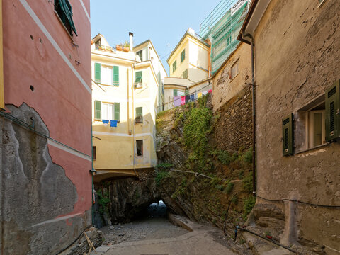 Italien - Cinque Terre - Vernazza