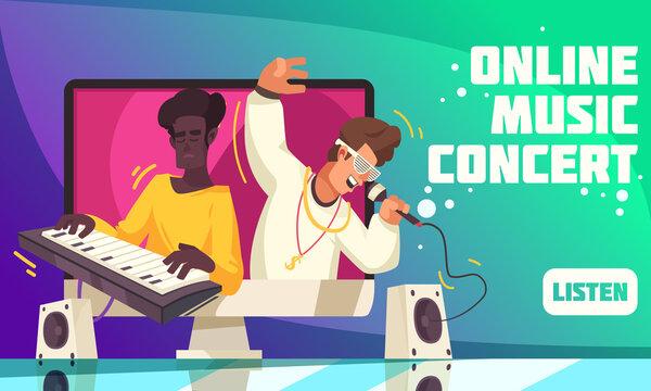 Online Modern Music Concert