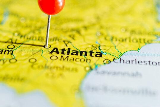 Atlanta, USA.