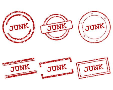 Junk Stempel