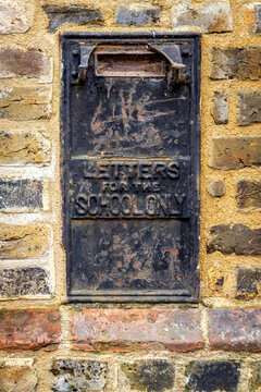 Old school letterbox