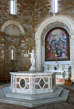 Volterra, a medieval city