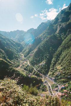 Serra de Agua, Madeira Island