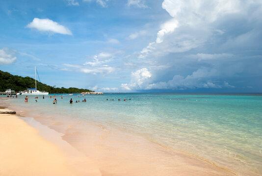 Ocho Rios Resort Town Tourist Beach
