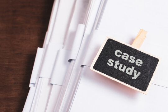 Case Study Sign on Paper Files