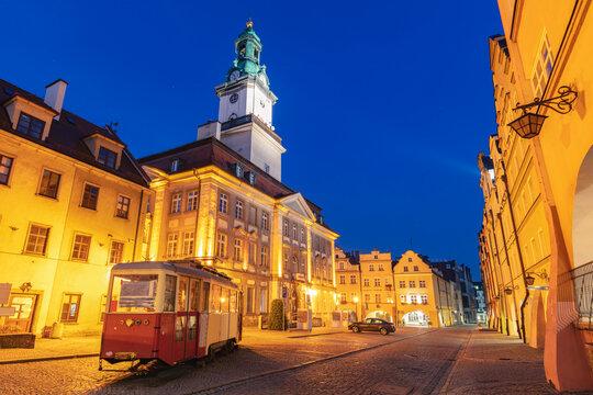 Old town of Jelenia Gora