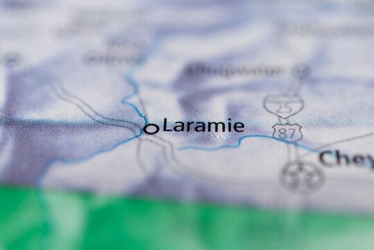 Laramie, Wyoming.