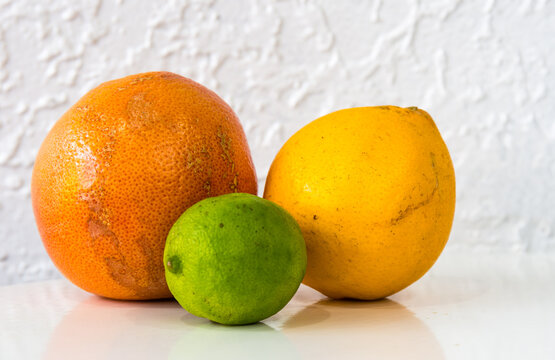 Orange Lemon Lime