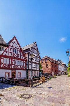 Schipkapass, Annweiler am Trifels, Rheinland-Pfalz, Deutschland