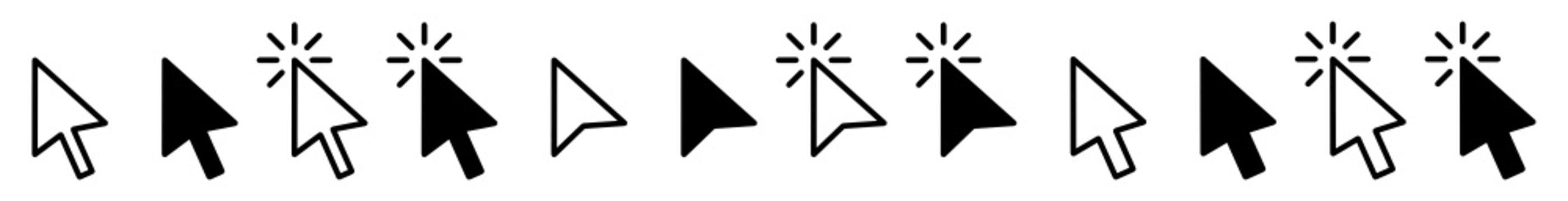 Mauszeiger Icon