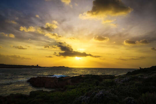Marinedda Sunset