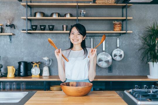女性 家 料理 研究