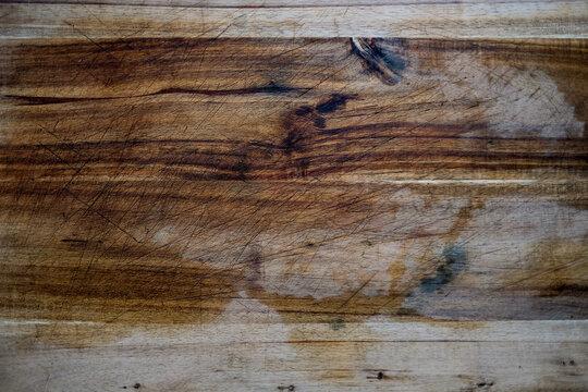 Rustikales Holz als Hintergrund