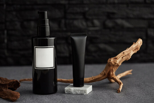 Body Care Products Still Life