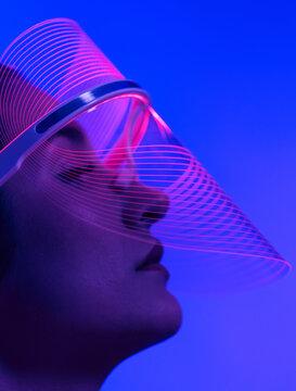 Led Mask Infrared Anti-Age Led Mask