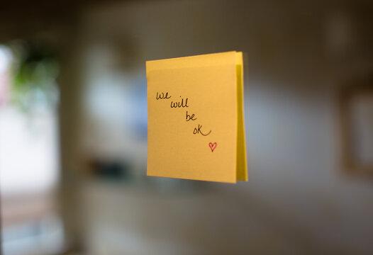 We will be OK