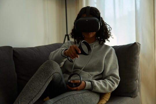 Virtual Reality Games to relax