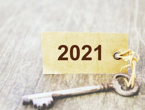2021 sur clé
