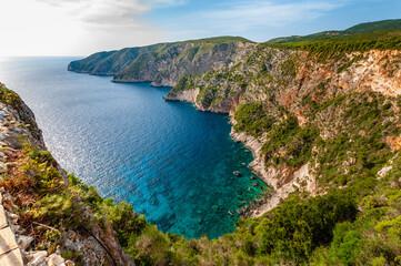 Grecja - Zakynthos - lato