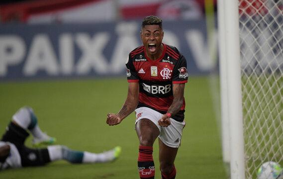 Brasileiro Championship - Flamengo v Coritiba