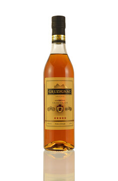 Georgia, Gruzignac - original Georgian brandy. It is made according to traditional original technology.