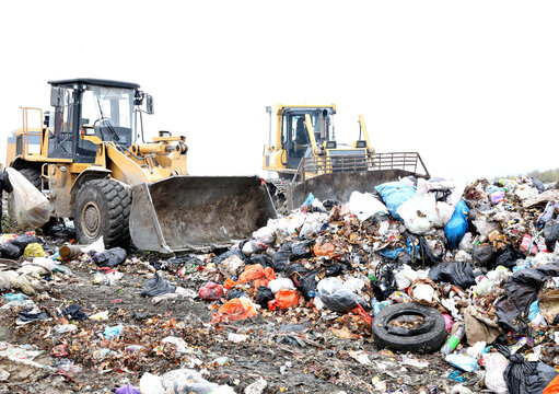 garbage trash environment dump pollution waste recycling rubbish ecology landfill dirty litter management