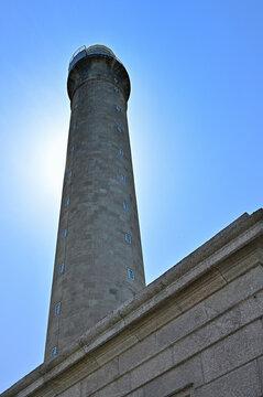 Gatteville Lighthouse near Barfleur, Normandy