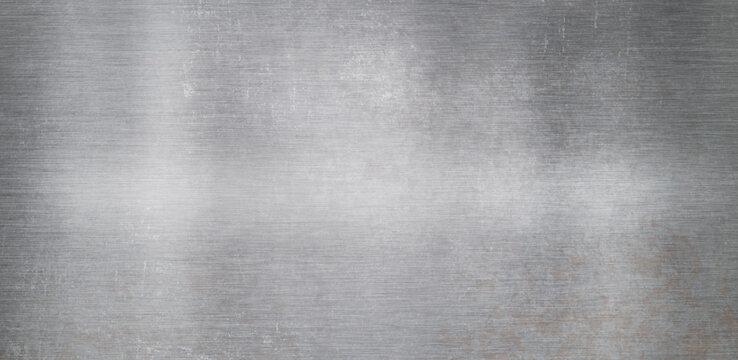 Old gray steel texture.