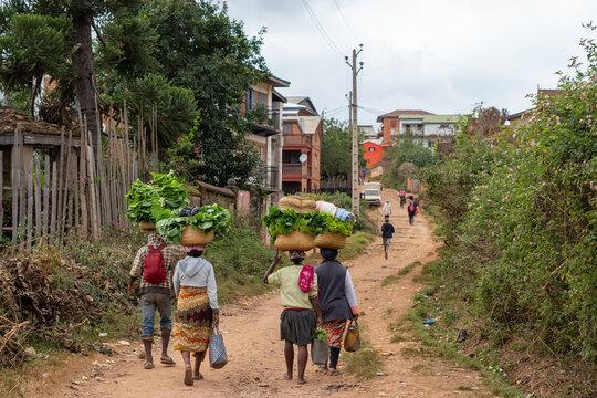 Ambositra, Madagascar - 25 mei 2019