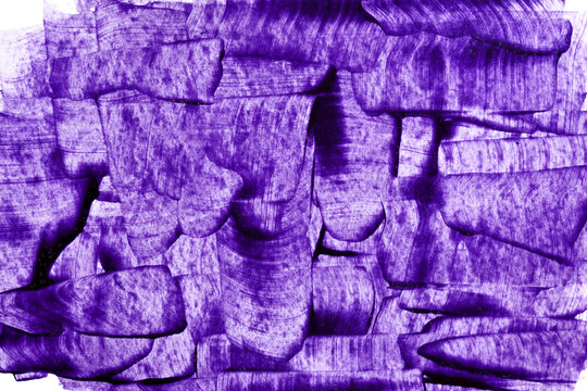 Purple texture by brush strokes