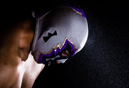 Lucha Libre Luchador Professional Wrestling Mask