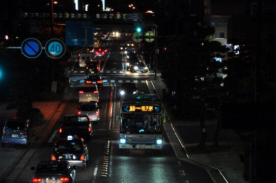 鎌倉の交通と道路