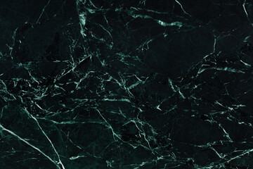 Imperial Green - polished natural dark marble stone slab, texture for interior, background or other design project.