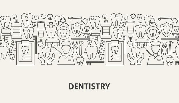 Dentistry Banner Concept