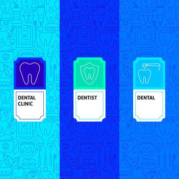 Dental Package Labels