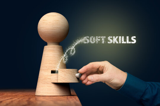 Discover your soft skills concept